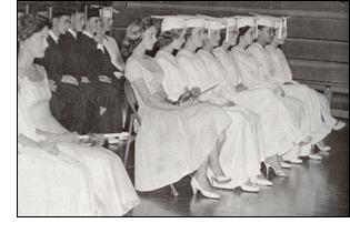 Kubasaki Graduating Class