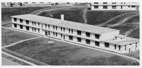 Naha Port Wheel Campus Fall 1957 To Spring 1964